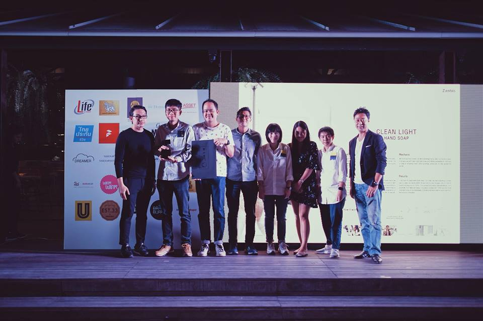 Dentsu One(Bangkok) Wins 8 Awards from Adman 2017 and B.A.D 2017